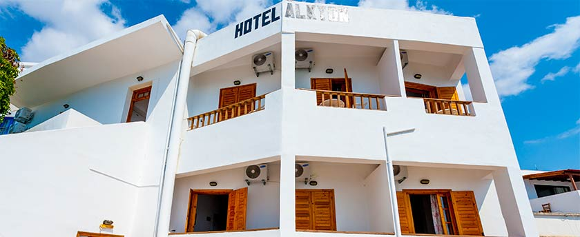 Hotel Alkyon Rooms  Studios And Apartments In Chora